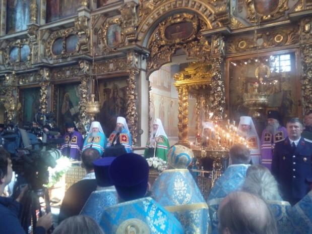Заместитель руководителя ОЦБСС Волгодонской епархии иерей Георгий Андреев принял участие в V Общецерковном съезде по социальному служению в г. Москве