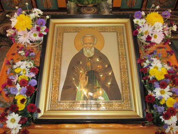 В Приходе храма пророка Илии г.Волгодонска отметили день преставления преподобного Сергия Радонежского
