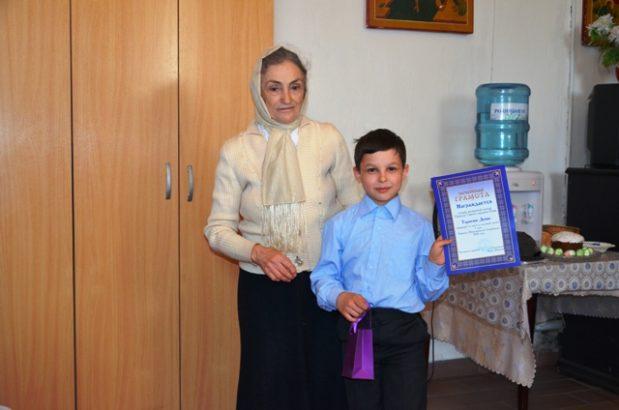 В воскресной школе Свято-Илиинского прихода г. Волгодонска состоялся детский пасхальный утренник