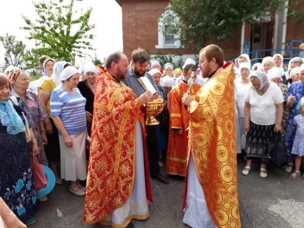 В Свято-Ильинском храме отметили престольный праздник